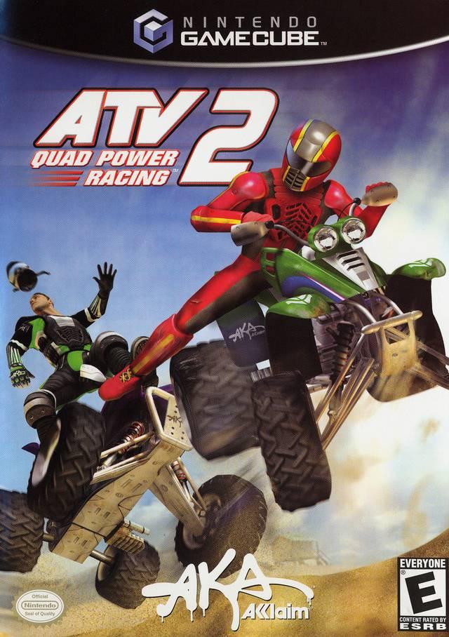Quad Racing Logo Atv Quad Power Racing 2