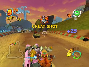 Crash Team Racing Weapons – FloatTrck