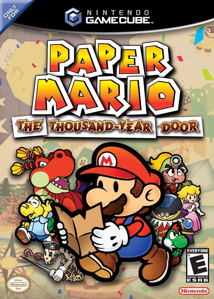 paper mario the thousand year door iso For1000 Year Door