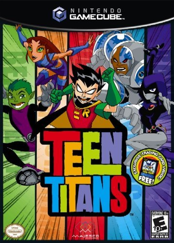 Teen Titans Psp 81