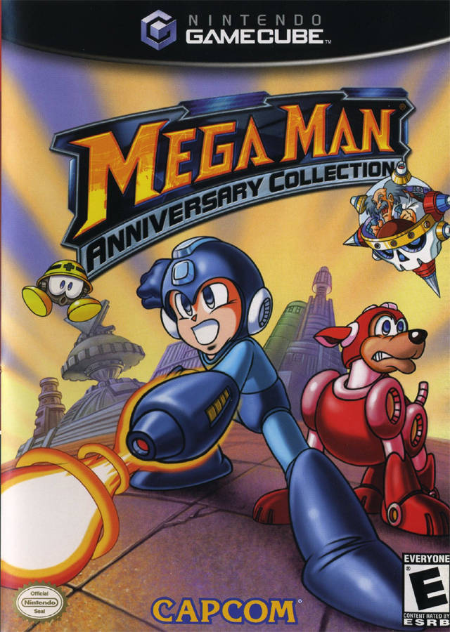 Mega Man Anniversary Collection Iso