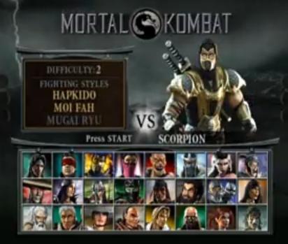 Mortal kombat gamecube characters « Browser Airplane games