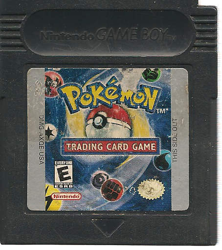 pokemon trading card game rom download