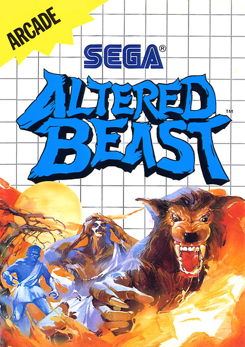 Altered Beast (USA, Europe) ROM Download