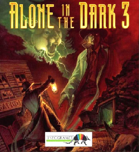 Alone in the dark 3 1995 interplay game for Alone in the dark 3