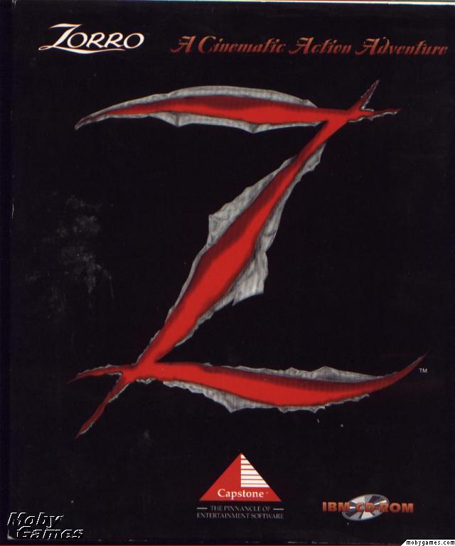 Zorro Z zorro  1995   ...