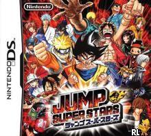 Jump Super Stars (J)(Trashman) Box Art