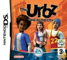 Urbz - Sims in the City, The (E)(Trashman) Box Art
