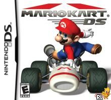 Mario Kart DS (U)(SCZ) Box Art