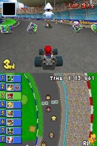 Mario Kart DS (U)(SCZ) Screen Shot