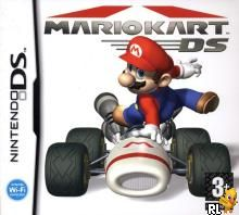 Mario Kart DS (E)(Spliff) Box Art