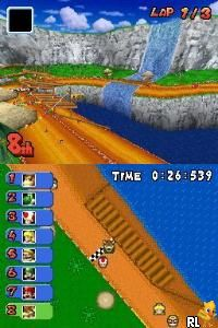 Mario Kart DS (E)(Spliff) Screen Shot
