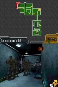 Resident Evil - Deadly Silence (U)(WRG) Screen Shot
