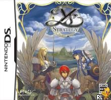 Ys Strategy (J)(SCZ) Box Art