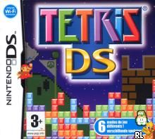 Tetris DS (E)(Legacy) Box Art