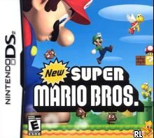 New Super Mario Bros. (U)(Psyfer) Box Art