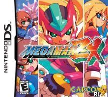 MegaMan ZX (U)(Legacy) Box Art