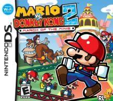 Mario Vs Donkey Kong 2 - March of the Minis (U)(WRG) Box Art
