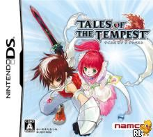 Tales of the Tempest (J)(WRG) Box Art
