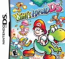 Yoshi's Island DS (U)(EvlChiken) Box Art