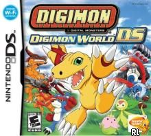 Digimon World DS (U)(Legacy) Box Art