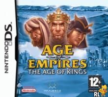 Age of Empires - The Age of Kings (E)(Supremacy) Box Art