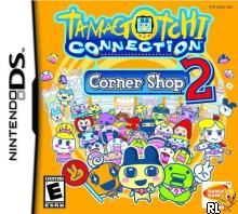 Tamagotchi Connection - Corner Shop 2 (U)(Legacy) Box Art