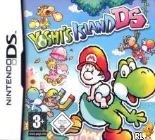 Yoshi's Island DS (E)(FireX) Box Art