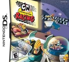 Cartoon Network Racing (U)(Legacy) Box Art