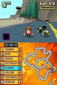 Cartoon Network Racing (U)(Legacy) Screen Shot