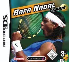 Rafa Nadal Tennis (E)(FireX) Box Art