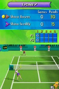 Rafa Nadal Tennis (E)(FireX) Screen Shot