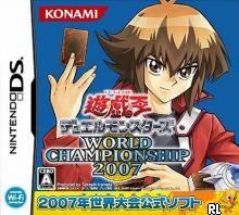 Yu-Gi-Oh! Duel Monsters World Championship 2007 (J)(XenoPhobia) Box Art