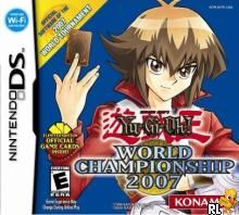 Yu-Gi-Oh! World Championship 2007 (U)(XenoPhobia) Box Art