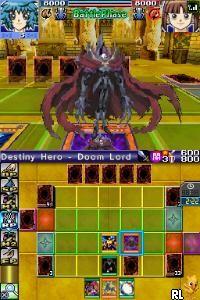 Yu-Gi-Oh! World Championship 2007 (U)(XenoPhobia) Screen Shot