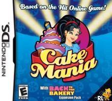 Cake Mania (U)(XenoPhobia) Box Art