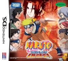 Naruto - Saikyou Ninja Daikesshu 3 (K)(Romar) Box Art