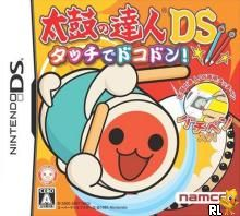 Taiko no Tatsujin DS - Touch de Dokodon! (J)(Independent) Box Art