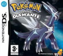 Pokemon Edicion Diamante (v05) (S)(FireX) Box Art