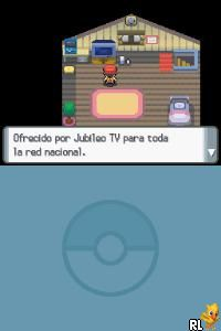 Pokemon Edicion Diamante (v05) (S)(FireX) Screen Shot