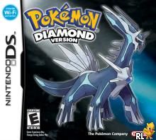 Pokemon Diamond Version (v1.13) (E)(Independent) Box Art