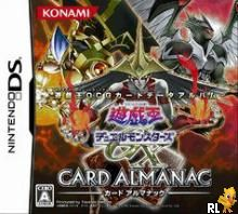Yu-Gi-Oh! Duel Monsters GX Card Almanac (J)(Independent) Box Art