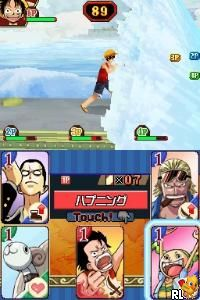 One Piece - Gear Spirit (J)(Caravan) Screen Shot