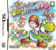 Yoshi's Island DS (K)(AC8) Box Art