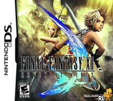 Final Fantasy XII - Revenant Wings (U)(Micronauts) Box Art