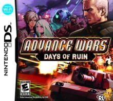 Advance Wars - Days of Ruin (U)(Independent) Box Art