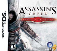 Assassins Creed - Altairs Chronicles (U)(Micronauts) Box Art