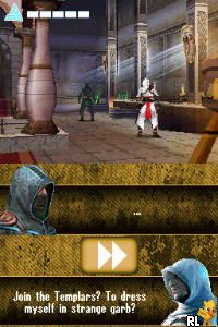 Assassin's Creed - Altair's Chronicles (E)(EXiMiUS) Screen Shot