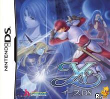 Ys DS (J)(Independent) Box Art