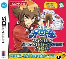 Yu-Gi-Oh! World Championship 2008 (K)(EXiMiUS) Box Art